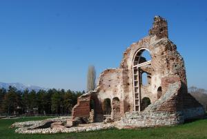 Червената църква - Перущица