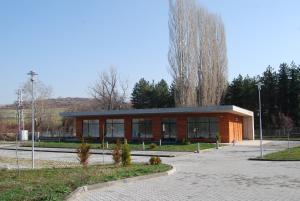 Червената църква - Информационен център